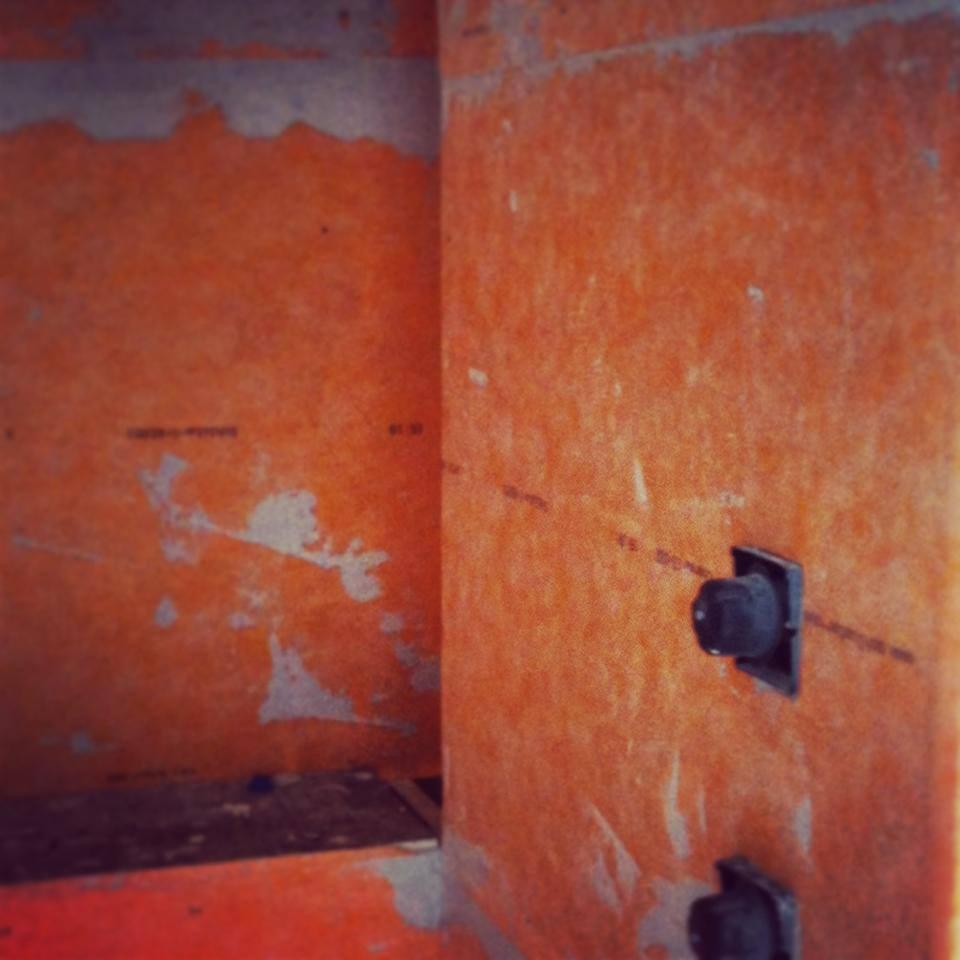 Kerdi Shower Installation Underway - Butler Tarkington Modern Tudor - Indianapolis