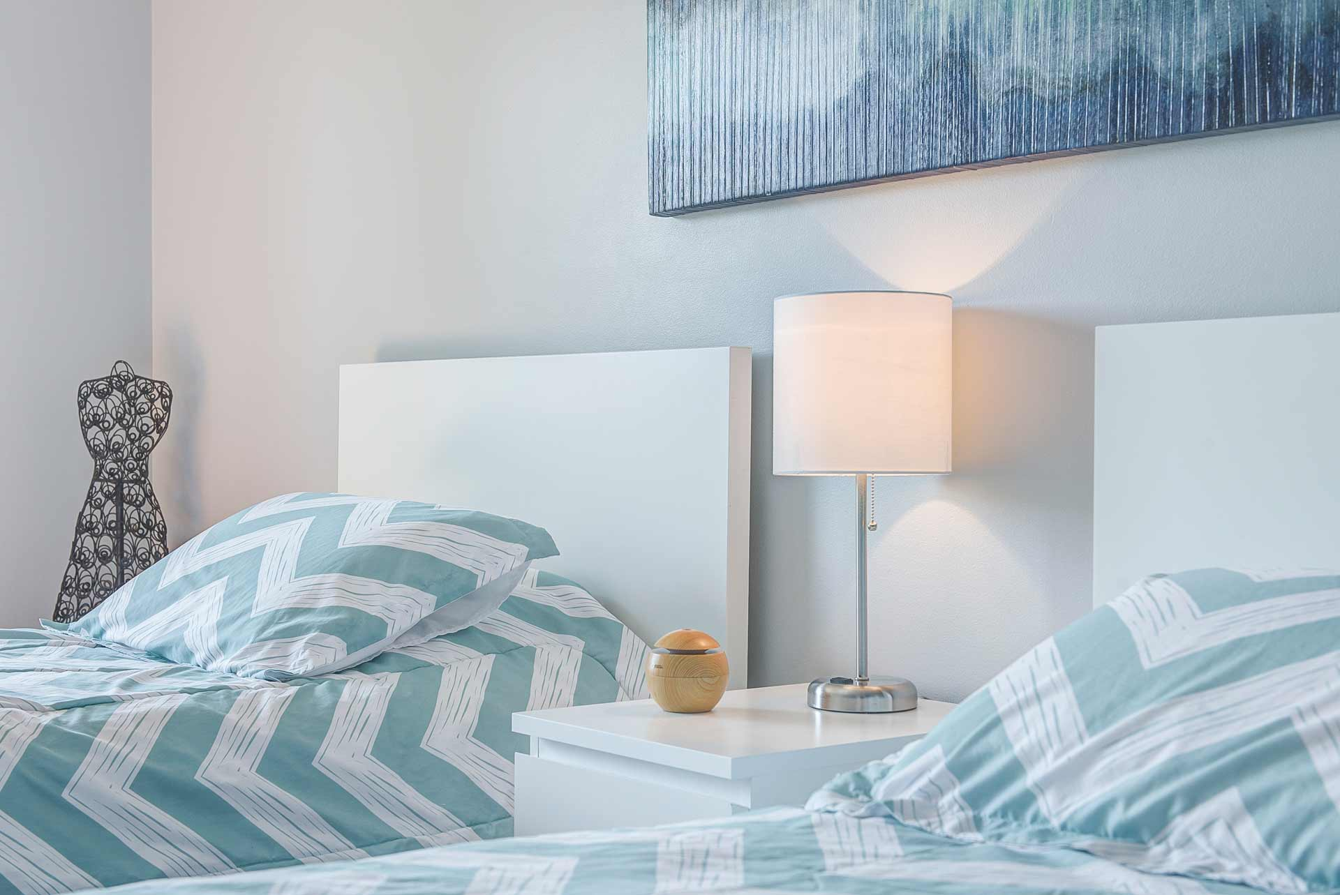 Kid Bedroom - Reef Court Light Renovation - Geist Reservoir - Indianapolis, IN - Photo by Structured Photography